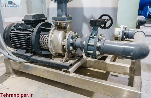 تعمیر پمپ موتورخانه شوفاژ
