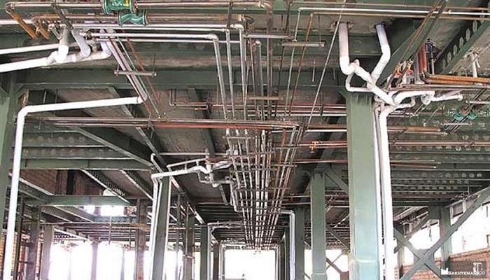 اجرا و تعمیرات لوله کشی فاضلاب ساختمان
