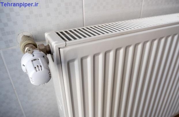 سیستم گرمایش رادیاتوری