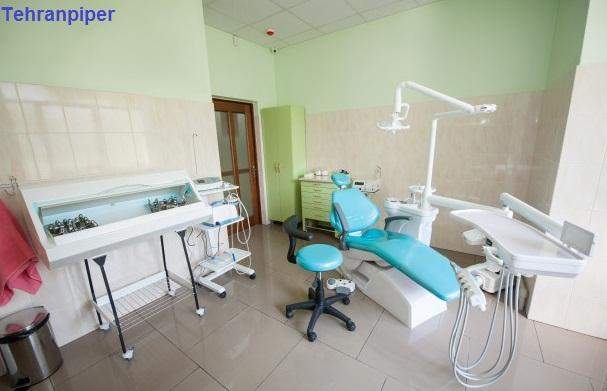 لوله کشی مطب دندانپزشکی