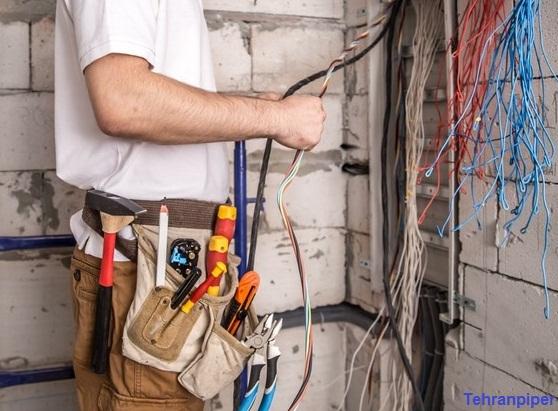 برقکاری و الکتریکی خیابان پیروزی