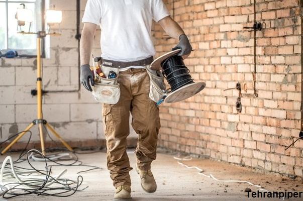 خدمات برق ساختمان ستارخان