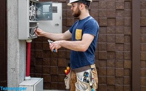 خدمات برق ساختمان هروی